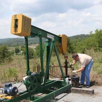 Shallow Well Pump Jack